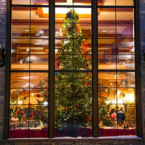 Boyne Mountain - Christmas Eve Dinner